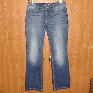 NWOT Womens Wrangler Jeans Size 11/12 x 32